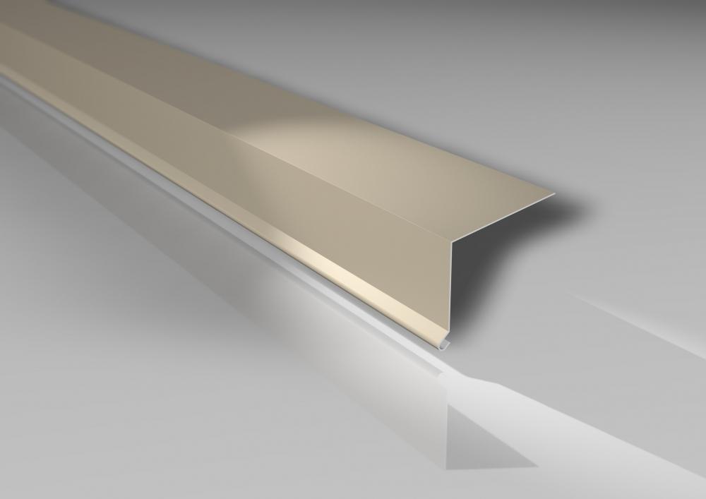 St/ärke 0,50 mm Wellblech Profilblech Wandblech Beschichtung 25 /µm Profil PS18//1064CW Material Stahl Farbe Hellelfenbein