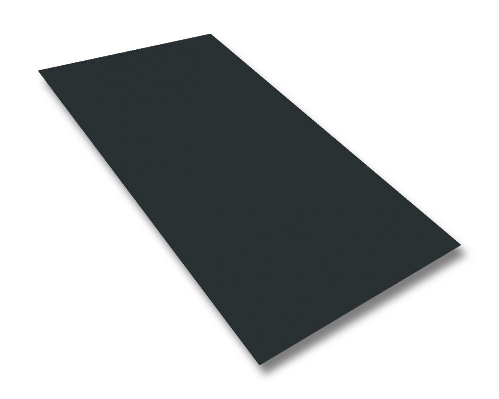 Profil PA35//1035TR Material Aluminium Dachblech Farbe Anthrazitgrau Trapezblech St/ärke 0,70 mm Beschichtung 25 /µm Profilblech