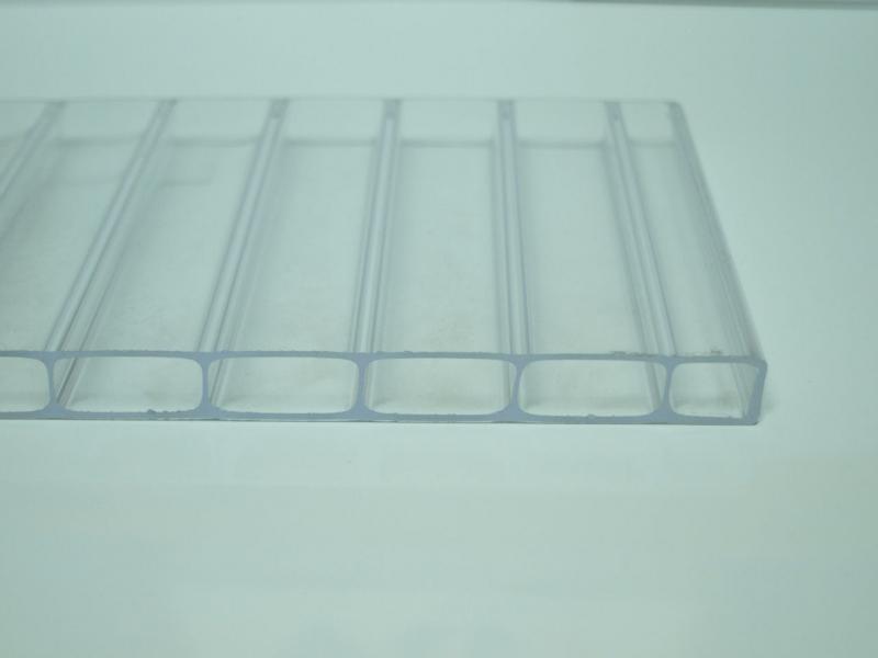 doppelstegplatte acryl 98cm breite 16mm glasklar. Black Bedroom Furniture Sets. Home Design Ideas