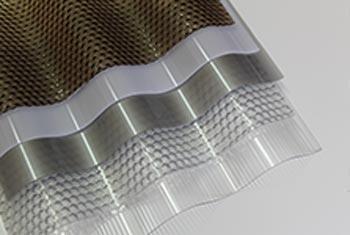 Lichtplatten acryl