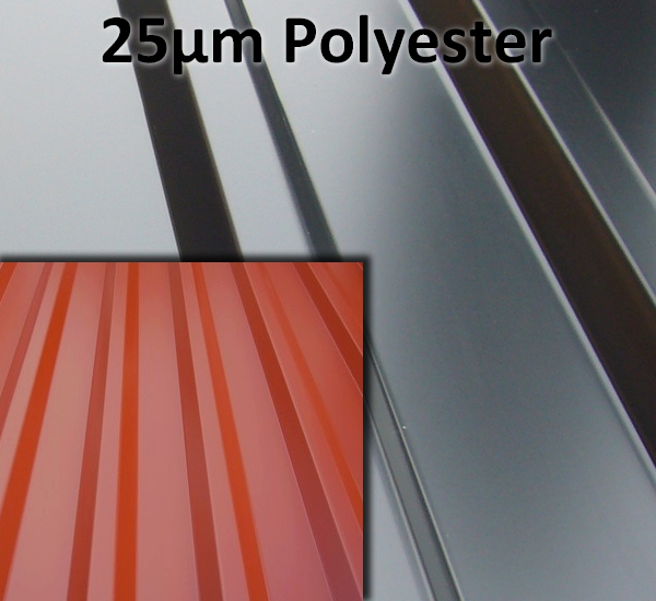 25µm Polyester